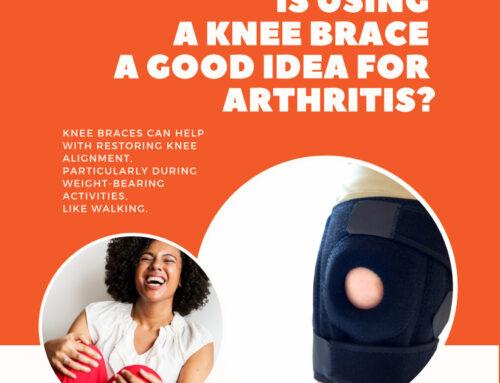 Is Using a Knee Brace A Good Idea For Arthritis?